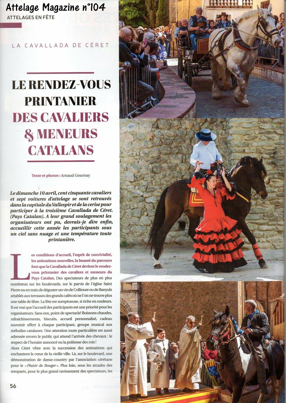 Attelages mag n° 104 page 1