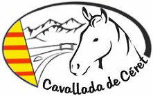 Logo cavallada de ceret 2