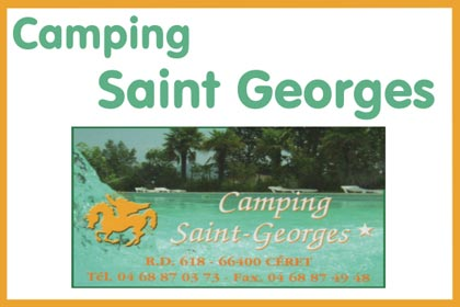 Camping st georges
