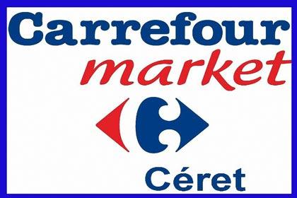 Carrefour ceret